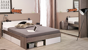 BEDROOMS FROM FRANCE PARISOT