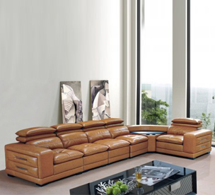 GENUINE LEATHER LOUNGES