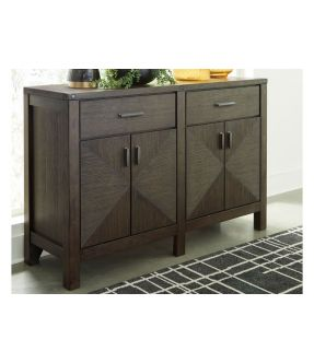 Mayona Wooden Accent Cabinet with 2 Drawers