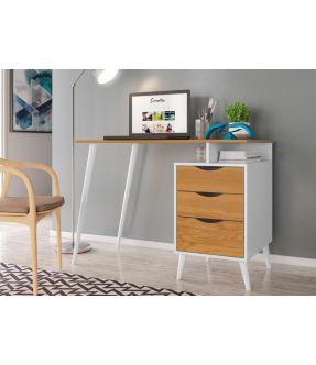 Sabines Wooden Home Office Desk