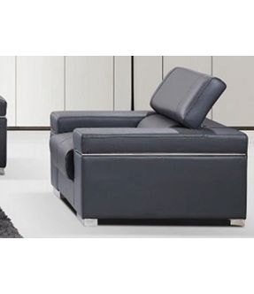 Anastasia Leather Armchair
