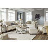 Aspendale Fabric Sofa Set