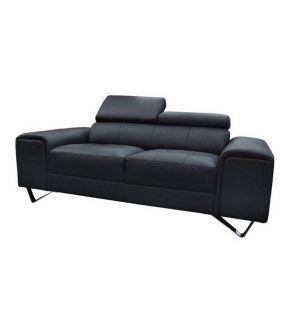 Cranham Full Leather Upholstery 2 Seater Sofa