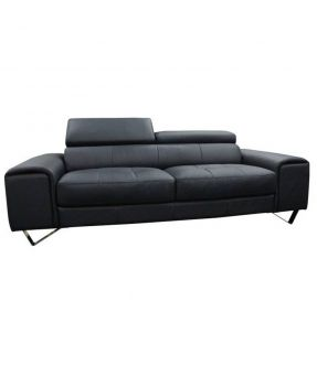 Cranham Full Leather Upholstery 3 Seater Sofa