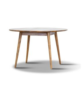 Catford Wooden Round Dining Table