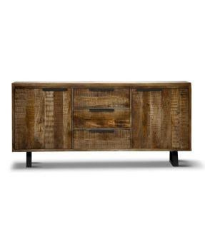 Fortis Rectangular Accent Cabinet with 2 Doors
