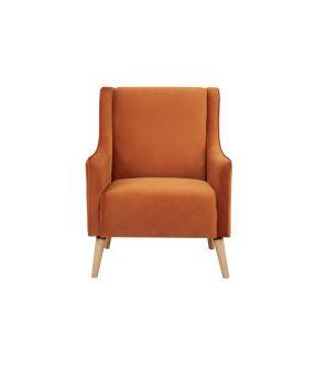 Bexley Cinnamon Fabric Upholstery Armchair