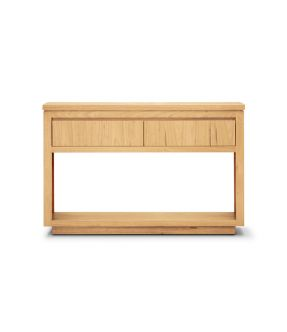 Covent Wooden Console Table with 2 Drawer