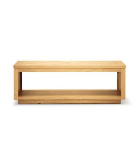 Covent Rectangular Wooden Coffee Table