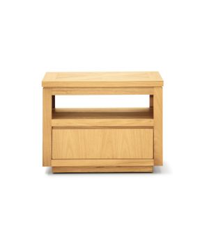 Covent Square Wooden Side Table