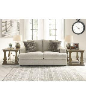 Wilsons 2 Seater Fabric Sofa