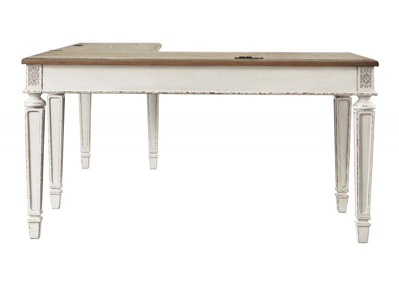 Caroline Corner Shaped Home Office Desk