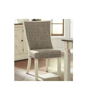 Watsonia Fabric Upholstered Dining Chair