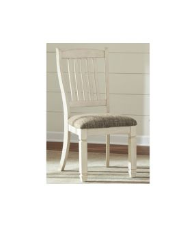 Watsonia Fabric Upholstered Wooden Dining Chair