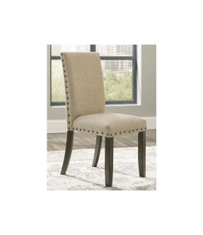 Jeffcott Fabric Upholstered Dining Chair
