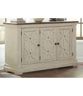 Watsonia Wooden Accent Cabinet with 3 Doors