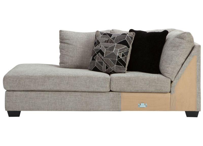 Stonnington 4 Seater Modular Fabric Sofa with Chaise