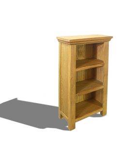 Wansford Small Narrow Bookcase