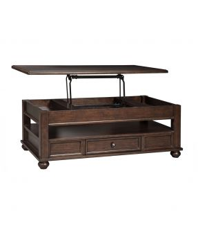 Ivanhoe Lift Top Coffee Table with Storage