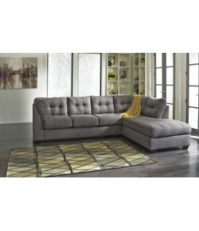 Ohio 4 Seater Corner Fabric Sofa Bed with Chaise