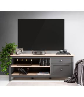 "Bocage TV Entertainment Unit up to 75"" with Storage and Drawers"