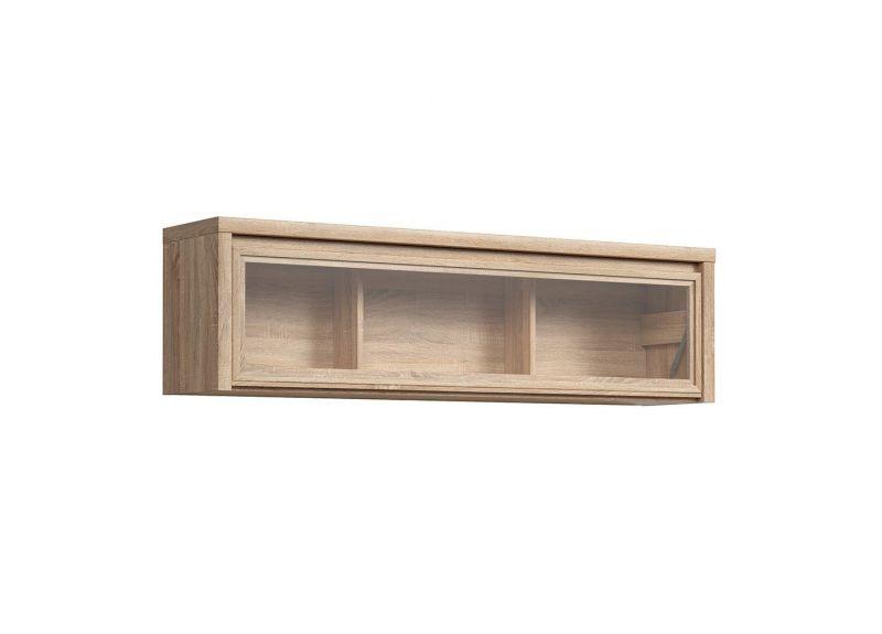 Yarra Wall Shelf with Glass Door