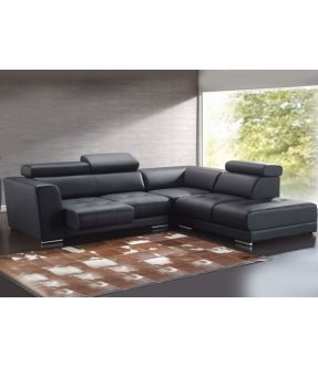 Charlotte 3 Seater Corner Lounge Suite with Extensible Seats